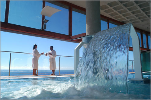 Get in Shape Pool in Gloria Palace Amadores in Gran Canaria
