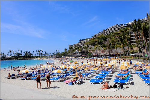 Anfi del Mar Beach: One of the Jewels of Gran Canaria