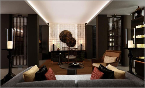 Bohemia Suites & Spa Gran Canaria Wellness Reception