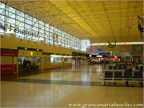 Aeroporto Gran Canaria : Gran canaria airport what to do while you wait for your