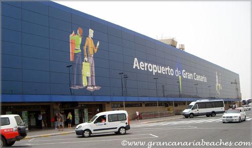 Aeroporto Gran Canaria : Airport transfers in gran canaria bus or taxi