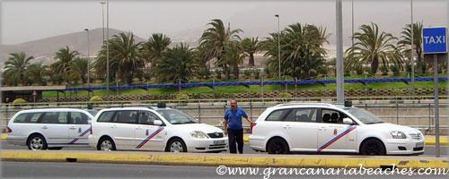 Airport transfers in gran canaria bus or taxi - Taxi puerto rico gran canaria ...