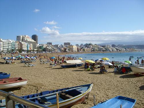 Playa De Las Canteras Hotels