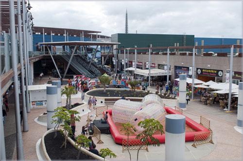Las Terrazas Shopping Centre Centro Comercial Las Terrazas